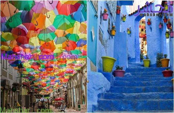Most Beautiful Streets in the World 1 10 خیابان زیبای دنیا