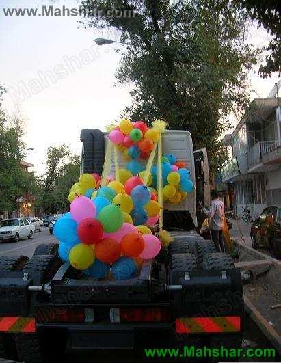 عکس تبریک غیر مستقیم تولد