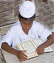 کودک معجزه در الجزایر