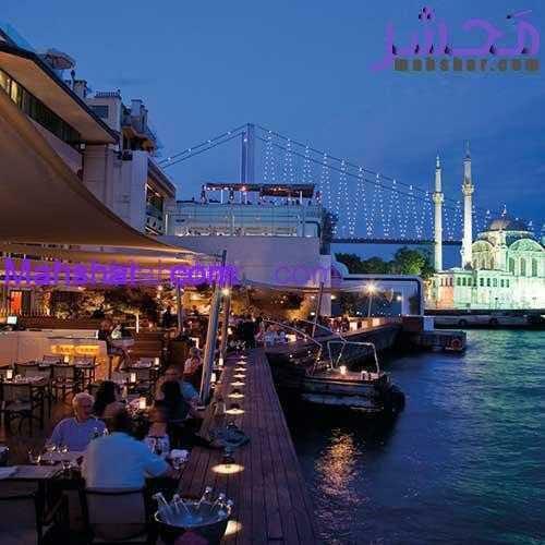 Zuma 10 رستوران Zuma یکی از رستوران های لوکس استانبول
