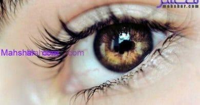 نرمش برای تقویت چشم با حرکت دورانی