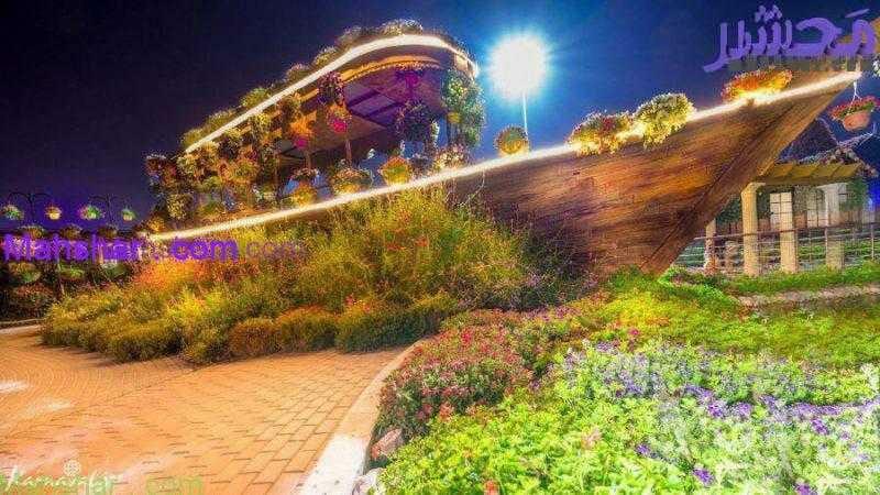 گل15 1 3 باغ گل معجزه دبی | بزرگترین باغ گل دنیا