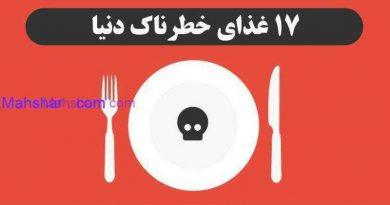 17 غذای خطرناک در دنیا 1 12 17 غذای خطرناک در دنیا