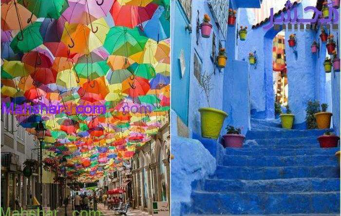 Most Beautiful Streets in the World 20 10 خیابان زیبای دنیا