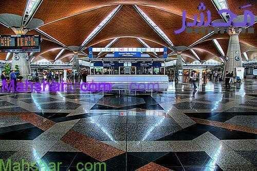 فرودگاه بین المللی کوالالامپور فرودگاه های کوالالامپور ساعت پروازهای کوالالامپور