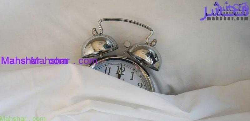 ساعت خواب، ۱۴ توصیهای که تجربه یک خواب عالی را فراهم میکند 11 تنظیم ساعت خواب، ۱۴ توصیهای که تجربه یک خواب عالی را فراهم میکند