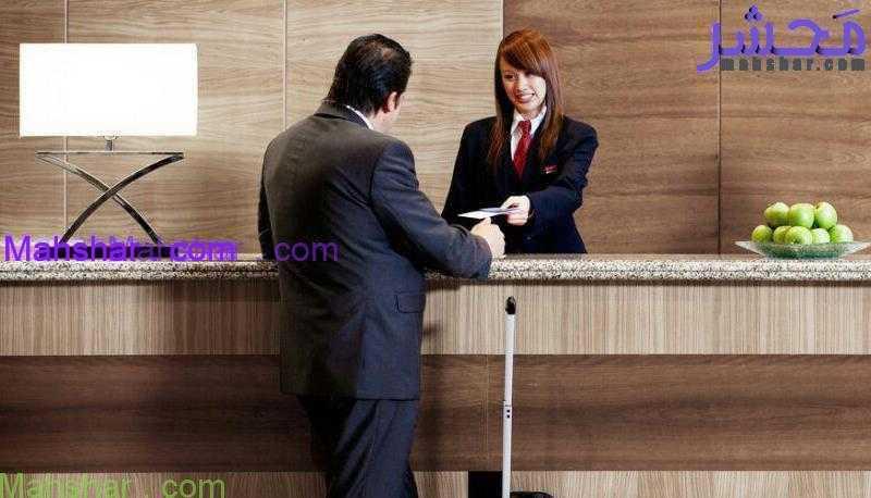 شما با پیشخدمتها و مسئولان پذیرش 11 رفتار شما با پیشخدمتها و مسئولان پذیرش