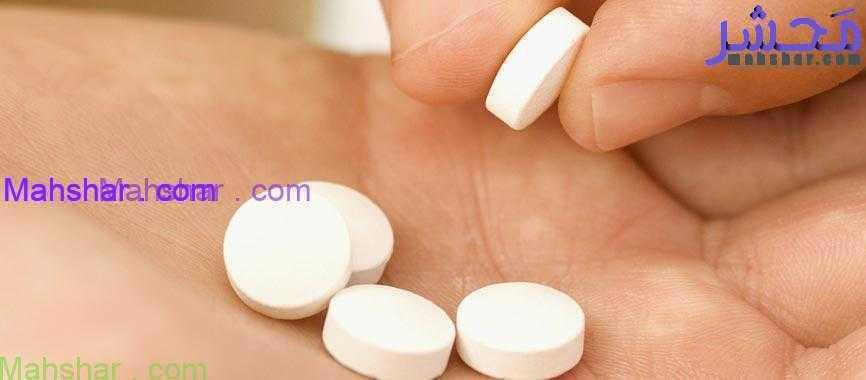 مصرف روزانه آسپرین