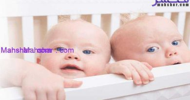 چگونه دوقلو باردار شویم؟