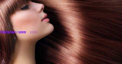 مو 16 چگونه پوست سر و مو های خود را سم زدایی کنیم؟ روش هایی برای سم زدایی موی سر