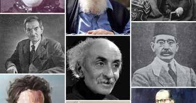 معرفی بهترین شعرای معاصر ایران