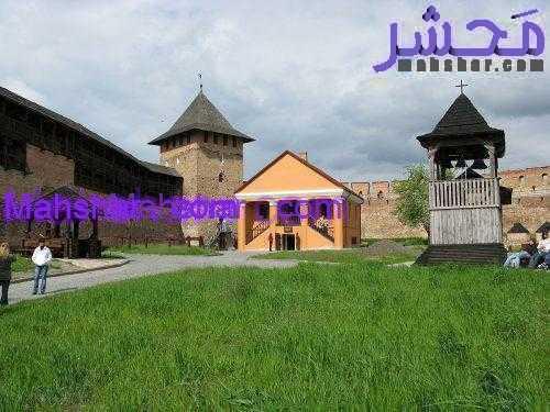 1200px Lutck castle 2 500x375 1 43 اوکراین، همه چیز در رابطه باسفر به اکراین