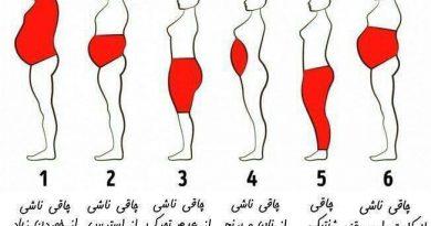 با این عکس دلیل چاقیتون رو بدونید و چاقی را کنترلش کنید