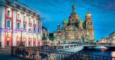 شبهای سفید روسیه 1