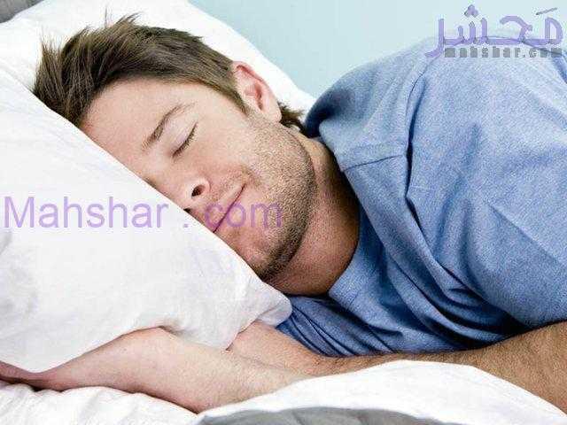 1 صبح ها بیش از حد نخوابید