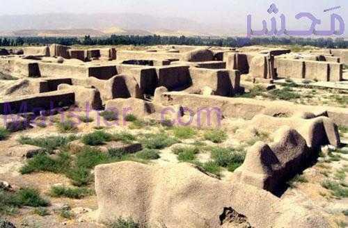 تپه هگمتانه همدان
