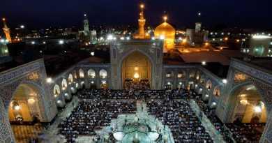15 راهنمای سفر به مشهد