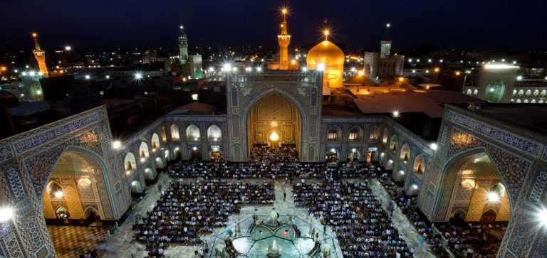 1 راهنمای سفر به مشهد