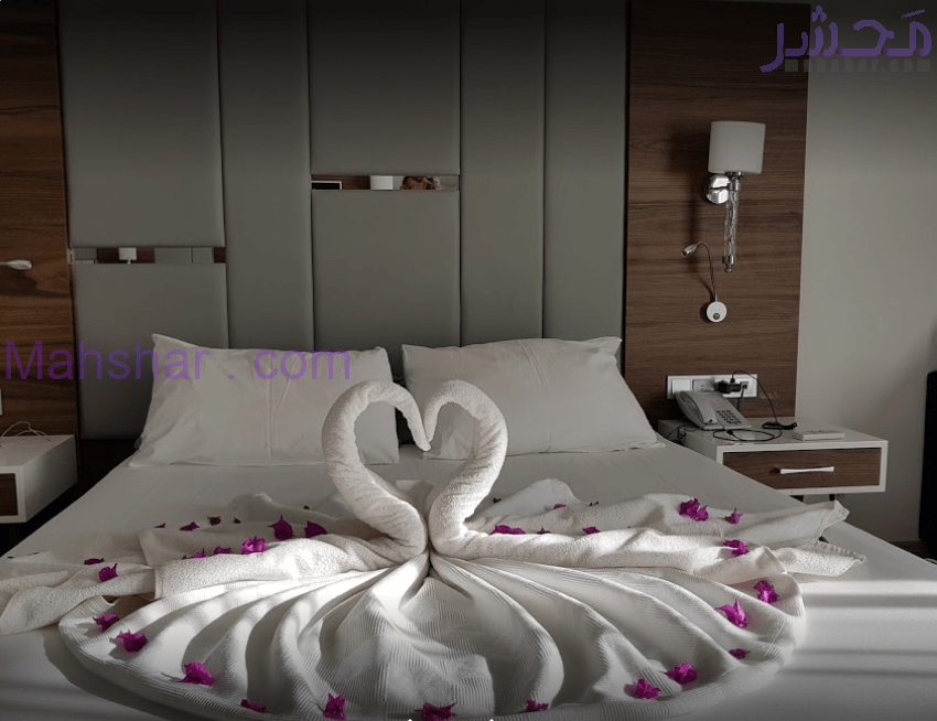 اتاق هتل افتالیا اوشن - Eftalia Ocean
