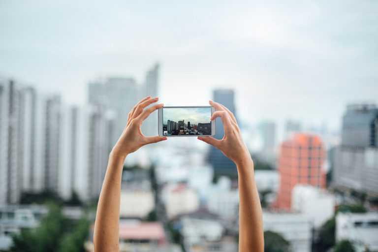 ۷ ترفند بسیار ساده برای عکاسی بهتر با اسمارتفونها