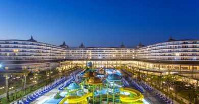 Eftalia Ocean اتاق هتل افتالیا اوشن Eftalia Ocean 1 14 بهترین هتل آلانیا و آنتالیا برای نوروز 99