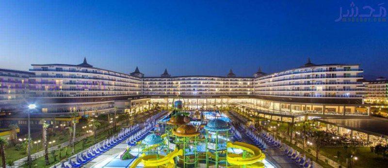 Eftalia Ocean اتاق هتل افتالیا اوشن Eftalia Ocean 1 11 بهترین هتل آلانیا و آنتالیا برای نوروز 99