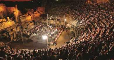 aspendos ballet festival فستیوال اپرا آسپندوس 14 3 فستیوال محبوب در آنتالیا