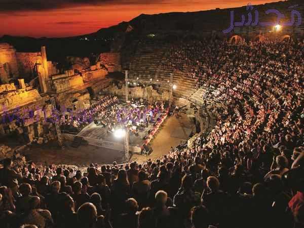 aspendos ballet festival فستیوال اپرا آسپندوس 5 3 فستیوال محبوب در آنتالیا