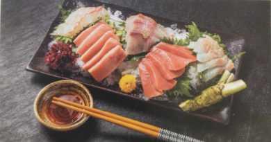 غذاهای متنوع و سالم در ژاپن
