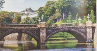 کاخ امپراتوری ژاپن