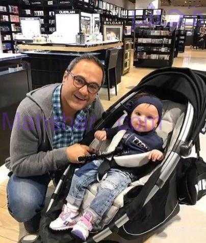 IMG 20200229 124924 819 3 تصویری از دختر رامبد جوان که در کانادا متولد شد