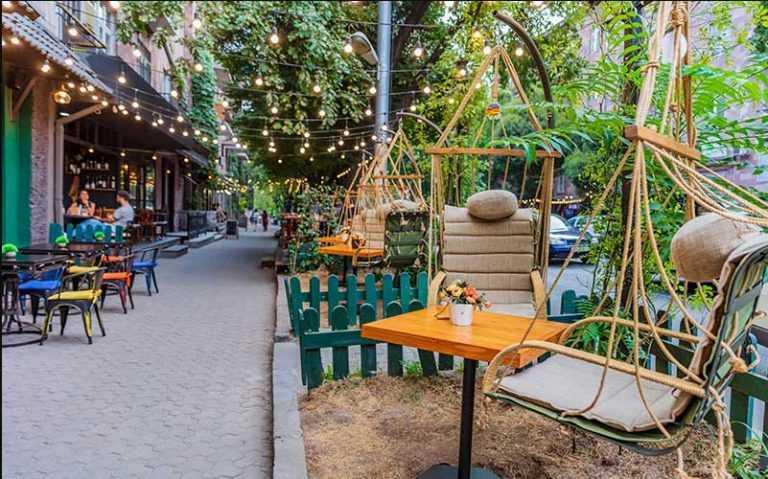 رستوران های ایروان ارمنستان