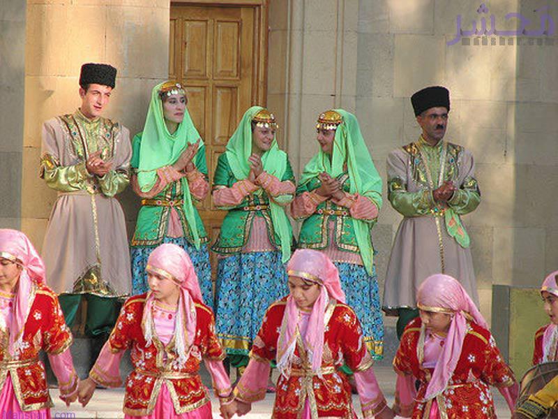 لباس محلی استان آذربایجان شرقی