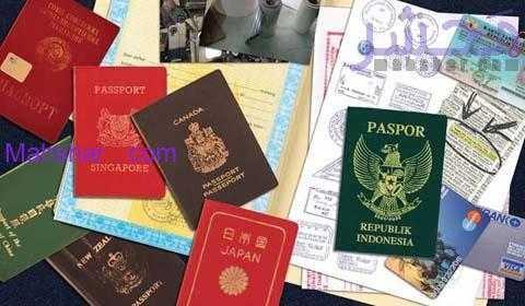 لازم اخذ ویزا بالی 3 9 مدارک لازم برای اخذ ویزای بالی