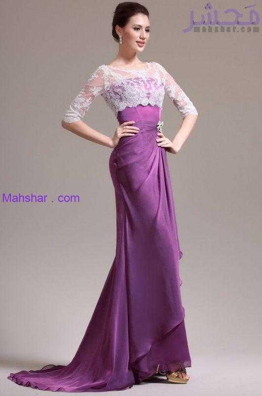 لباس مجلسی زنانه شیک 10 scaled 29 مدل لباس مجلسی زنانه شیک 99   لباس مجلسی گیپور 2020