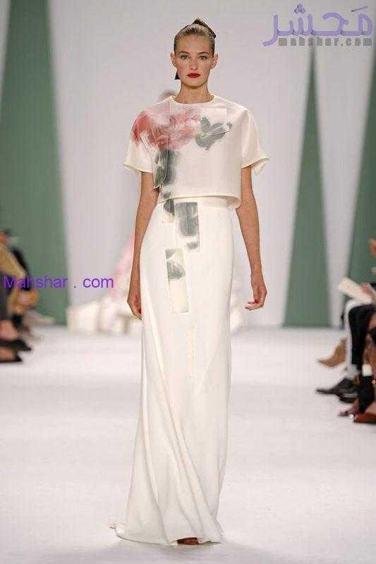 لباس مجلسی زنانه شیک 18 scaled 31 مدل لباس مجلسی زنانه شیک 99   لباس مجلسی گیپور 2020