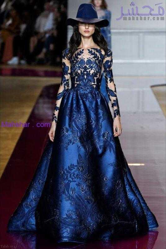 لباس مجلسی زنانه شیک 5 scaled 7 مدل لباس مجلسی زنانه شیک 99   لباس مجلسی گیپور 2020
