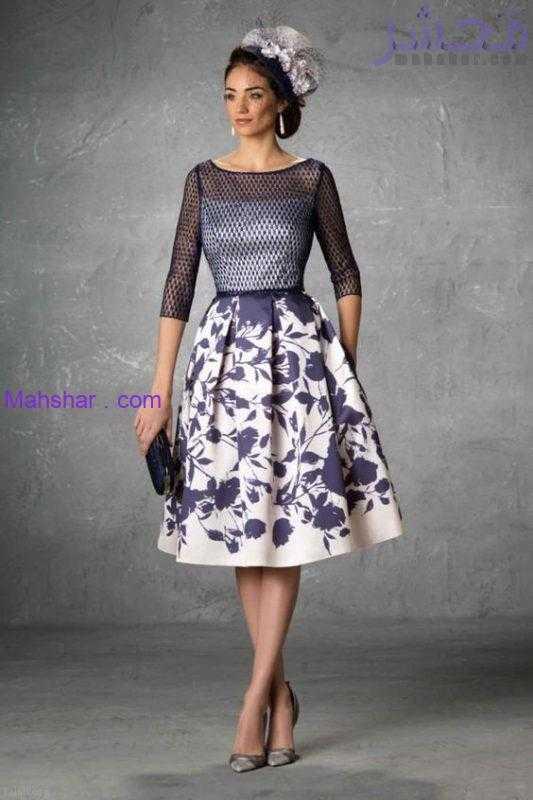 لباس مجلسی زنانه شیک 7 scaled 33 مدل لباس مجلسی زنانه شیک 99   لباس مجلسی گیپور 2020