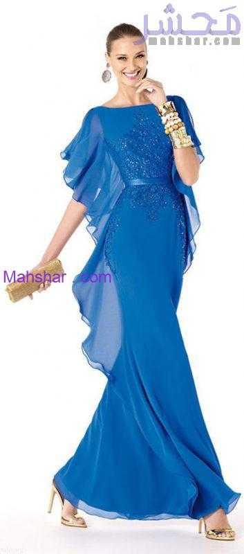 لباس مجلسی زنانه شیک 8 scaled 27 مدل لباس مجلسی زنانه شیک 99   لباس مجلسی گیپور 2020