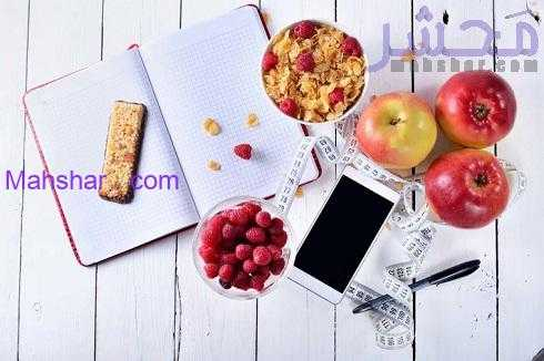 کاهش وزن صبحانه
