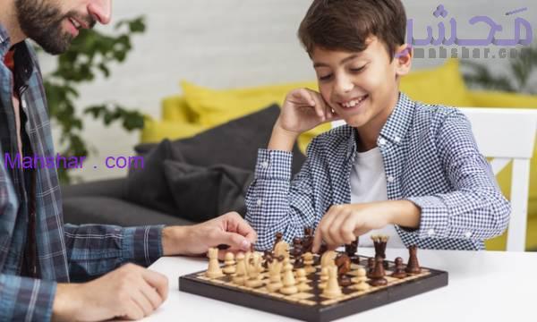 فواید شطرنجبرای کودکان و بزرگسالان