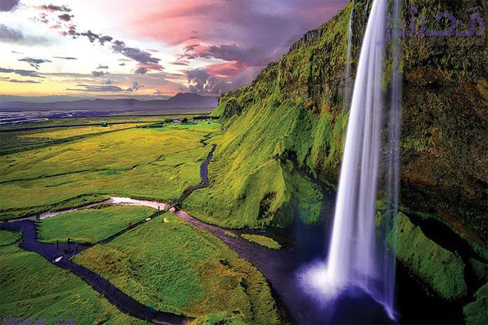 کشور ایسلند از ۱۵ کشور خارجی که باید به آنها سفر کرد