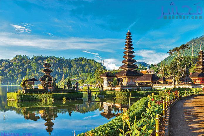 کشور اندونزی از ۱۵ کشور خارجی که باید به آنها سفر کرد