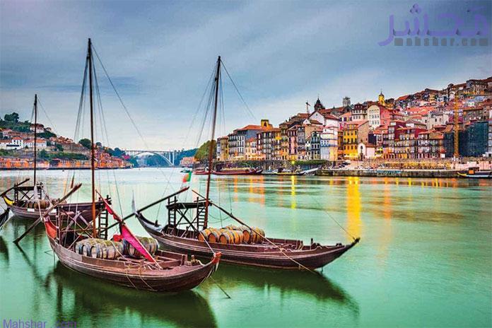 کشور پرتغال از ۱۵ کشور خارجی که باید به آنها سفر کرد