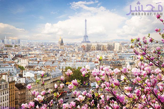 کشور فرانسه از ۱۵ کشور خارجی که باید به آنها سفر کرد