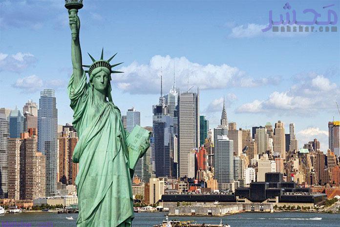 کشور آمریکا از ۱۵ کشور خارجی که باید به آنها سفر کرد