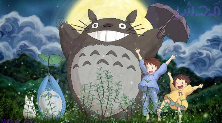 فیلم همسایهی من توتورو (My Neighbour Totoro)