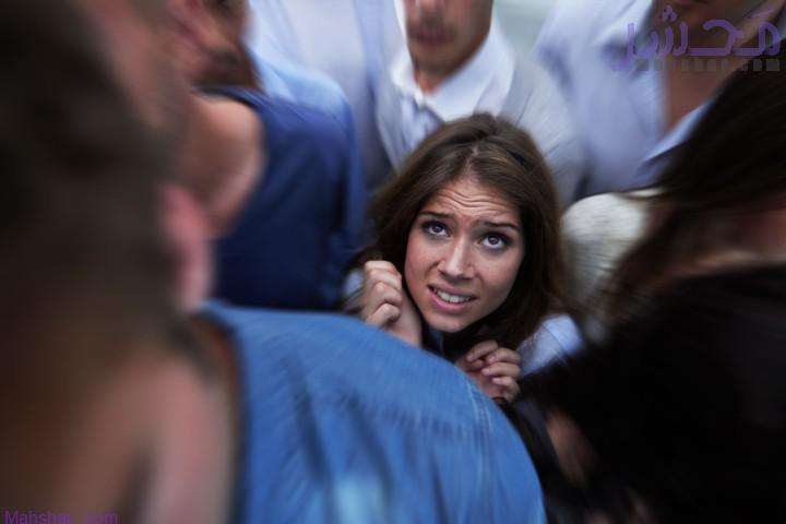 4. Agoraphobia 1 رایجترین فوبیاهای دنیا؛ مردم جهان از چه چیزهایی بیشتر میترسند؟