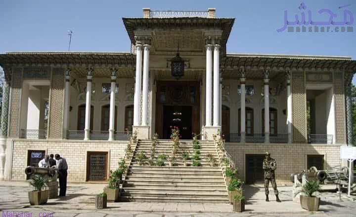 موزه نظامی عفیف آباد