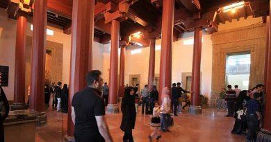 موزه پرسپولیس